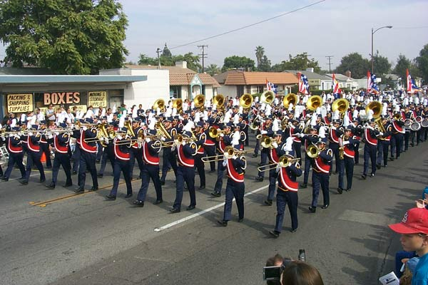 Host Band - Chino H.S.