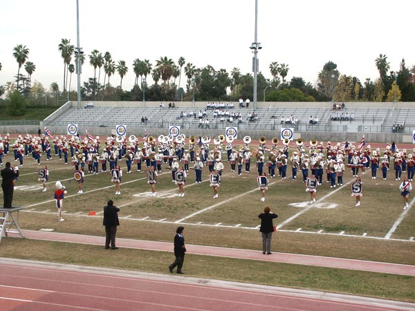 L.A. Unified Honor Band